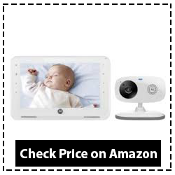 "Video Baby Monitor, with 7.0"" Large LCD Screen Reviews"