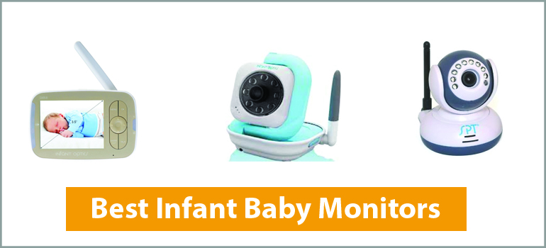 Best Infant Optics Baby Monitors