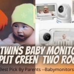 8 Best Split Screen Baby Monitors for Twins Two Camera 2020